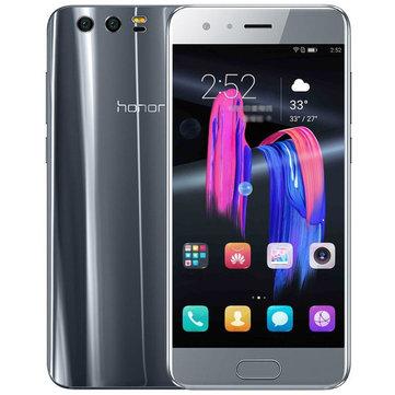 HUAWEI Honra 9 5.15 Polegada Dupla Câmera Traseira 4GB RAM ROM 64GB Kirin 960 Octa Núcleo 4G Smartphone