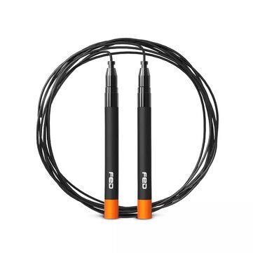 [From Xiaomi Youpin] FED 3M Adjustable Jump Rope Skipping Rope Battle Rope Comba Fitness Rope Home Gym Boxing Weightlifting
