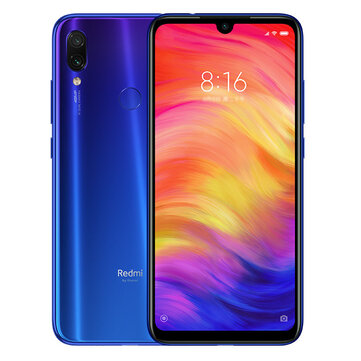 Xiaomi Redmi Remarque 7 Global Version 6.3 pouces 4GB RAM 128GB ROM Snapdragon 660 Octa core 4G Smartphone