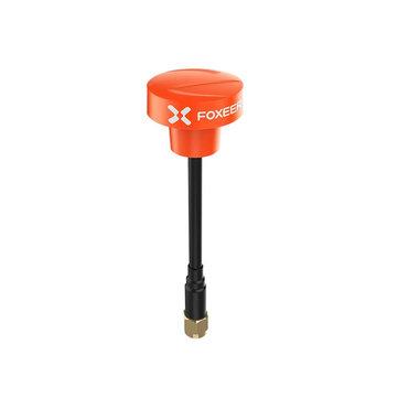 Foxeer Pagoda Pro 5.8GHz 2dBi RHCP FPV Antenna 68mm SMA/RP-SMA Black/Red/Orange