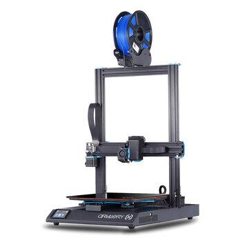 Artillery(Evnovo)®Sidewinder X1 3Dプリンターキット、300 * 300 * 400 mm大型印刷サイズ対応再開印刷とフィラメントの振れ検出、デュアルZ軸/ TFTタッチスクリーン