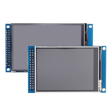 2.8 Inch/3.5 Inch TFT Colorful HD LCD Display Module with Sensor Touch 320x240 480x320 Geekcreit for Arduino - products that work with official Arduino boards
