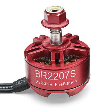 US$9.1740%Racerstar 2207 BR2207S Fire Edition 1600KV 2200KV 2500KV 3-6S Brushless Motor For RC Drone Frame KitRC Toys & HobbiesfromToys Hobbies and Roboton banggood.com