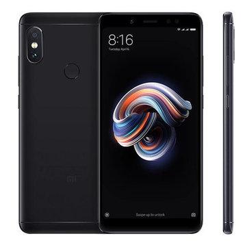 Xiaomi Redmi Note 5 5.99 ນິ້ວ 3GB 32GB Snapdragon 636 Octa Core 4G Smartphone