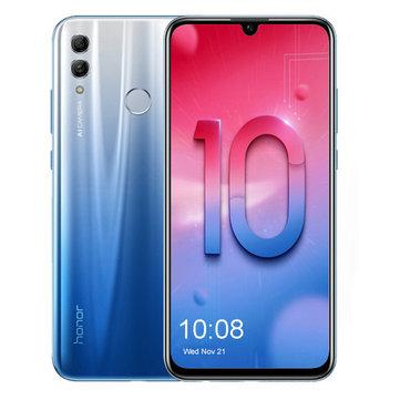 Huawei Honor 10 लाइट 6.21 इंच 4 जीबी 9 123786 64GB रॉम किरीन 710 ऑक्टा कोर 4 जी स्मार्टफोन