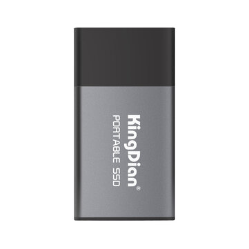 KingDian External Hard Drive 500GB 1TB Portable SSD Type-C to USB 3.0 External Solid State Drives For Laptop P10