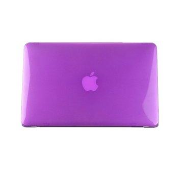 Fasjonable Slim Plastic Hard Cover Crystal Case For Apple MacBook Retina 15,4 tommer