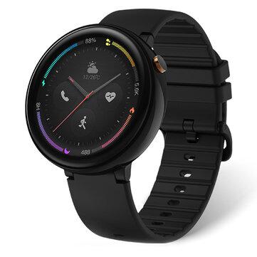 Оригинальные Amazfit Smart Watch 2 Китайская версия Керамический Рамка 2.5D AMOLED Retina Screen GPS 10 Спортивный режим Smart Watch от xiaomi Eco-System