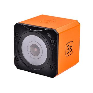 Runcam 3S WIFI 1080p 60 fps WDR 160 Grados FPV Cámara de Acción con Batería Desmontable para RC Racing Drone