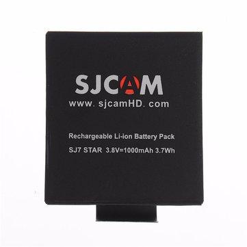 560 руб.%Original SJCAM 3.8V 1000mAh Li-ion Battery for SJCAM SJ7 STAR Action CameraCar DVRsfromAutomobiles & Motorcycleson banggood.com