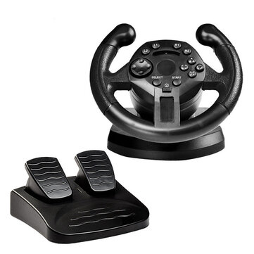 Buy DATA FROG Racing Steering Wheel for PS3 PC Game Steering Wheel PC Vibration Joystick Remote Controller Wheels Drive with 0 on Gipsybee.com