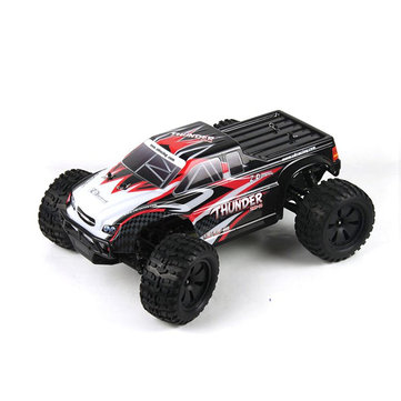 ZD Racing 9105 Thunder ZMT-10 1/10 DIY Car Kit 2.4G 4WD RC Truck Frame Without Electronic Parts