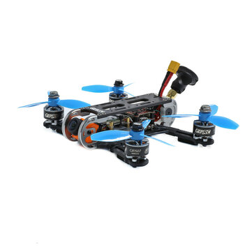 Geprc Cygnet3 Pro 145mm FPV Racing Drone PNP BNF w/ Stable F4 1507 Motor Runcam Split Mini 2 1080P Camera