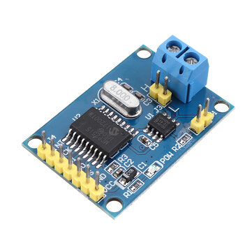 MCP2515 CAN Bus Module Board TJA1050 Receiver SPI 51 MCU ARM Controller Geekcreit for Arduino - products that work with official Arduino boards