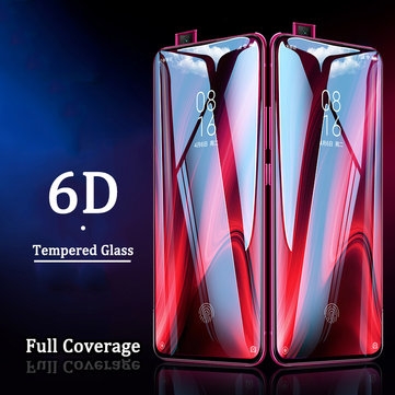 Enkay 6D Curved Edge 9H Anti-Explosion Full Coverage Tempered Glass Screen Protector for Xiaomi Mi 9T / Xiaomi Mi9T Pro / Xiaomi Redmi K20 / Redmi K20 Pro