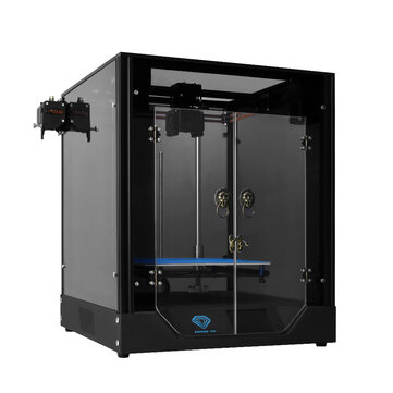 TWO TREES® Sapphire Pro CoreXY DIY 3D Printer Kit 235*235*235mm Printing Size With Dual Drive BMG Extruder / X-axis&Y-axis Linear Guide / Power Resume / Filament Detect / Intelligent Leveling Funciton