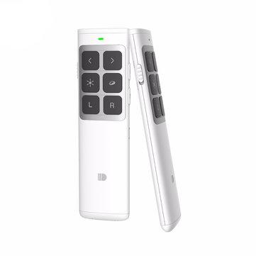 Doosl DSIT014 2.4G Wireless Laser Pointer Presenter Remote Control for PPT Speech Meeting Teaching Presentation