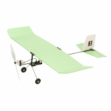 Dancing Wings Hobby Ice Cream E2306-B50 226mm Wingspan Ultra-light Indoor Mini RC Airplane Beginner With Battery BNF