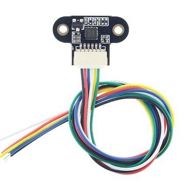 TOF10120 Laser Range Sensor Module 10-180cm Distance Sensor RS232 Interface UART I2C IIC Output 3-5V for Arduino with Cable