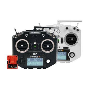 $139.49 for FrSky Taranis Q X7 ACCESS 2.4GHz 24CH Mode2 Transmitter with R9M 2019 Long Range Module for RC Drone