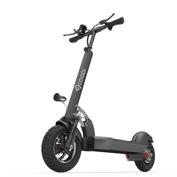 [EU Direct] TOODI TD-E202 10inch 48V 22Ah 1000W Folding Electric Scooter 55km/h Top Speed 50-60KM Mileage Range Max Load 200kg Without Saddle