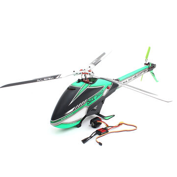 $305.99 For ALZRC Devil 380 FAST Three Blade Rotor TBR RC Helicopter Standard Combo