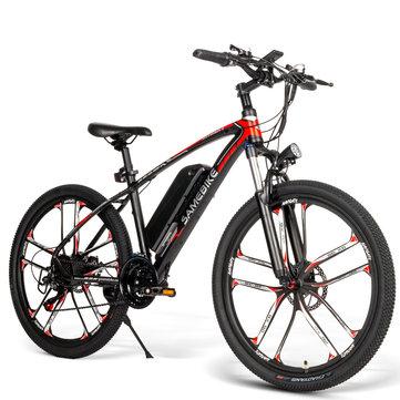 Rower elektryczny SAMEBIKE MY-SM26 z EU za $729.99 / ~2799zł