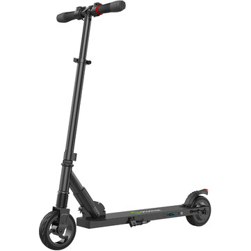 Megawheels S1 250W Motor Portable Folding Electric Scooter 23km/h Max. Speed Micro-Electronic Braking System