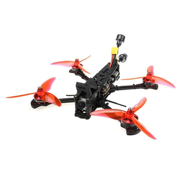 HGLRC Sector V2 HD 5 inch FPV Racing Drone 4S/6S with DJI AIR UNIT-BNF
