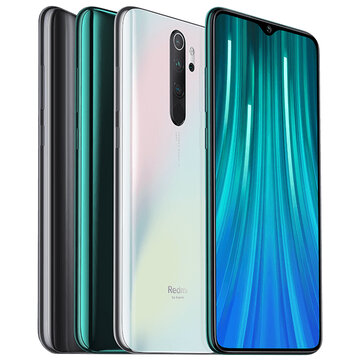 Xiaomi Redmi Note 8 Pro Global Version 6.53 pulgadas 64MP Cuad Trasero Cámara 6GB 128GB NFC 4500mAh Helio G90T Octa Core 4G Smartphone