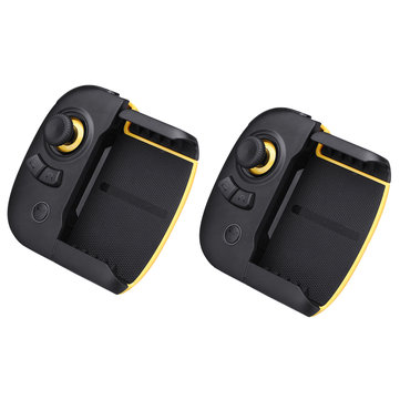 2Pcs Flydigi Wasp2 bluetooth Gamepad for PUBG Mobile Games Automatic Pressure Game Controller for iOS Android Phone
