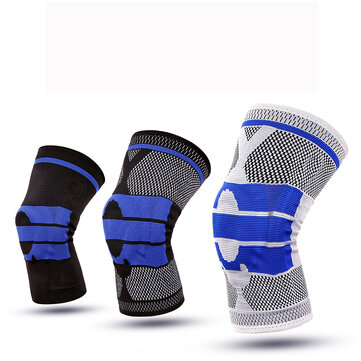 1PC Kyncilor Knee Support Breathable Outdoor Sports Fintess Running Hiking Knee Pad Protective Gear