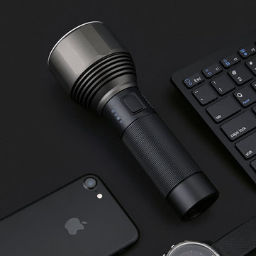 NexTool XPH50.2 2000lm 6500K 380m USB-C Rechargeable Flashlight From XIAOMI Youpin