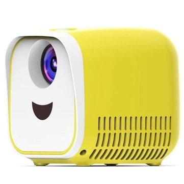 Vivibright L1 LCD Projector 1000 Lumens Children Gift theater projector