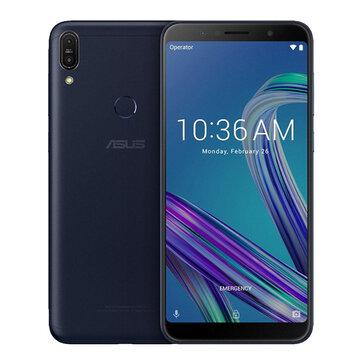 ASUS ZenFone Max Pro (M1) ZB602KL US Version 6.0 Inch FHD+ 5000mAh 4GB RAM 128GB ROM Snapdragon 636 Octa Core 4G Smartphone