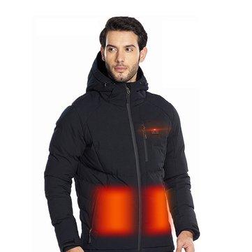 $69.99 for TENGOO Intelligent Smart Heating Cotton Jacket