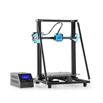 Creality 3D® CR-10 V2 3D Yazıcı DIY malzeme 300 * 300 * 400mm TMC2208 Ultra Dilsiz Sürücü Desteği ile Güçlü Baskı / Özgeçmiş / BL-touch
