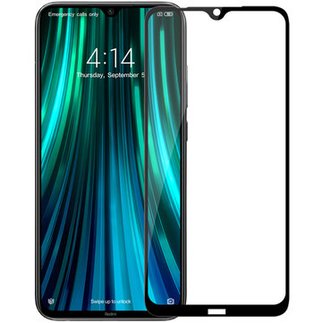 NILLKIN 3D CP+MAX Anti-explosion Full Coverage Tempered Glass Screen Protector for Xiaomi Redmi Note 8