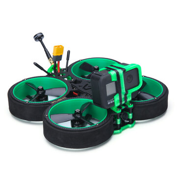 iFlight Green Hornet 3Inch CineWhoop 4S FPV Racing RC Drone SucceX-E Mini F4 Caddx EOS2 RC Drones from Toys Hobbies and Robot on banggood.com