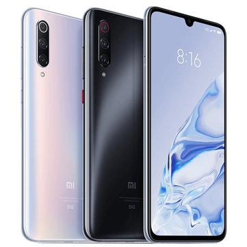 Xiaomi Mi9 Mi 9 Pro 5G Version 6.39 inch 48MP Triple Camera NFC 40W Fast Charge 12GB 512GB Snapdragon 855 Plus Octa core 5G Smartphone