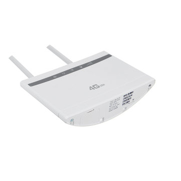 Router Wireless WIFI 300 Mbps 3G 4G LTE CPE Modem router WIFI 300 Mbps con slot Carta Sim standard