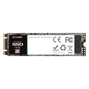 Dysk SSD 128GB BlitzWolf BW-SA1 M.2 za $23.99 / ~93zł