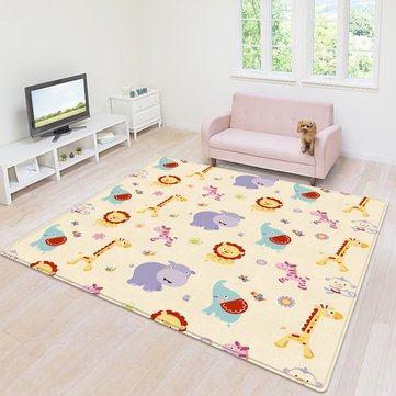 Non-slip Baby Floor Play Mat Foam Floor Child Activity Soft Gym Crawl Creeping Blanket for sale in Bitcoin, Litecoin, Ethereum, Bitcoin Cash with the best price and Free Shipping on Gipsybee.com