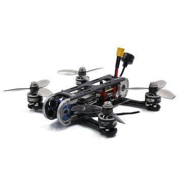 Geprc CineStyle 4K 144mm Stable Pro F7 3 Inch FPV Racing Drone PNP BNF w/ 500mW VTX Caddx 4K Tarsier Camera