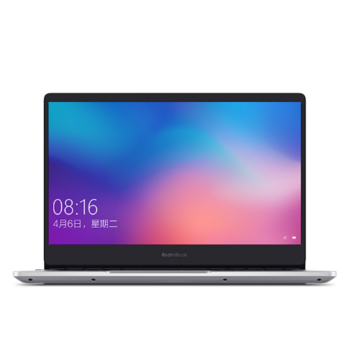 Xiaomi RedmiBook Laptop 14.0 inch AMD R7-3700U Radeon RX Vega 10 Graphics 16GB RAM DDR4 512GB SSD Notebook - Silver