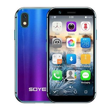 SOYES XS 3.0 inch 8MP Rear Camera 3GB RAM 32GB ROM MTK6737 Quad Core 4G Mini Smartphone