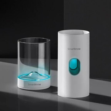 SMARTKNOW Auto Induction Toothpaste Squeezer Dispenser & UV Ultraviolet Toothbrush Sterilization Cup from Xiaomi Ecosystem Mi Home App Control