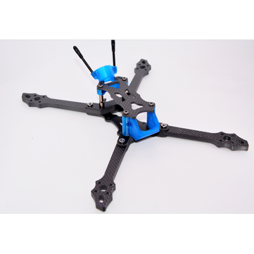 FUS Feng 229mm 6mm Arm Long Range Frame Kit With 3D Printed For FPV Racing RC Drone