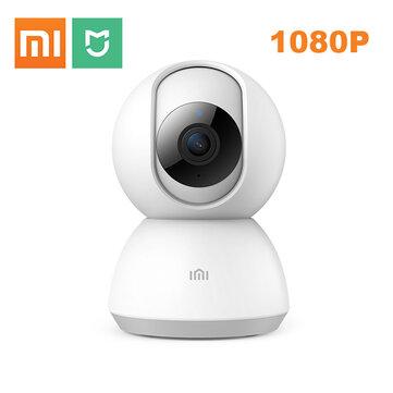[Global Version] XIAOMI Mijia C90655 1080P PT 360 ° IP Camera AI M-otion Detection IR Versi Malam Home Baby Monitor