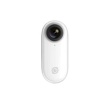 Insta 360 Go AI Auto Editing Hands-free Smallest Splashprooof FlowState Stabilized Sport Camera